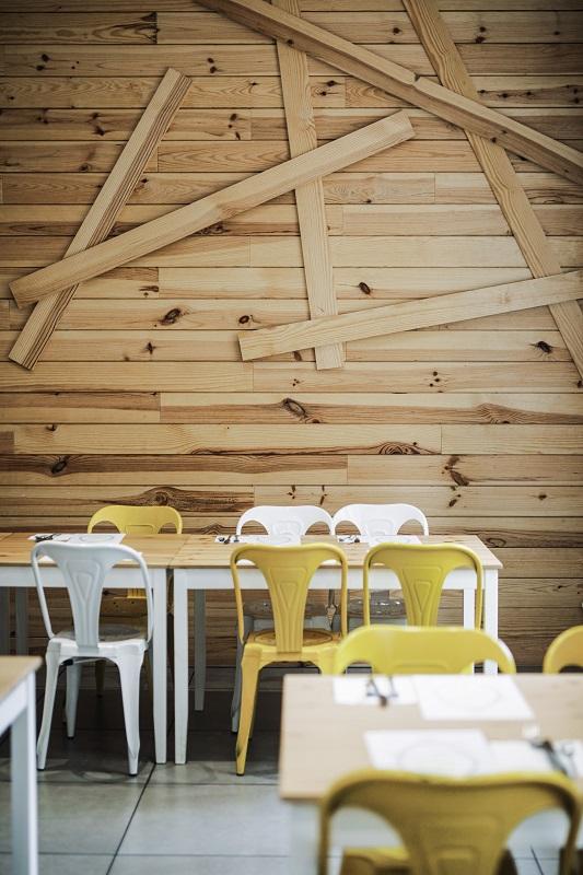 Eggs Aequo Bonne Adresse Lyon 6 Brunch Lovers restaurant décoration intérieure