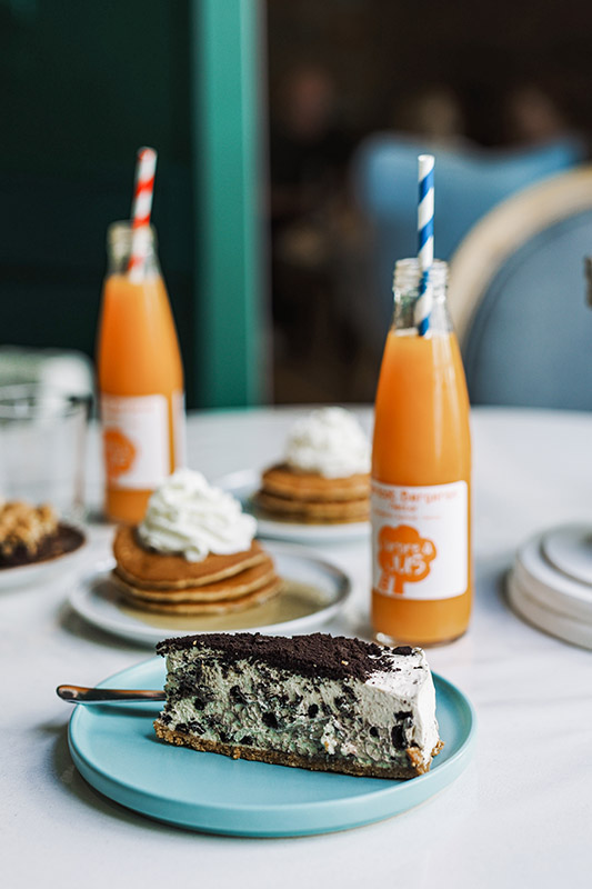 Gentle Cat Bar A Chats Brunch Lovers Bonne Adresse Lyon 2 cheesecake oreos